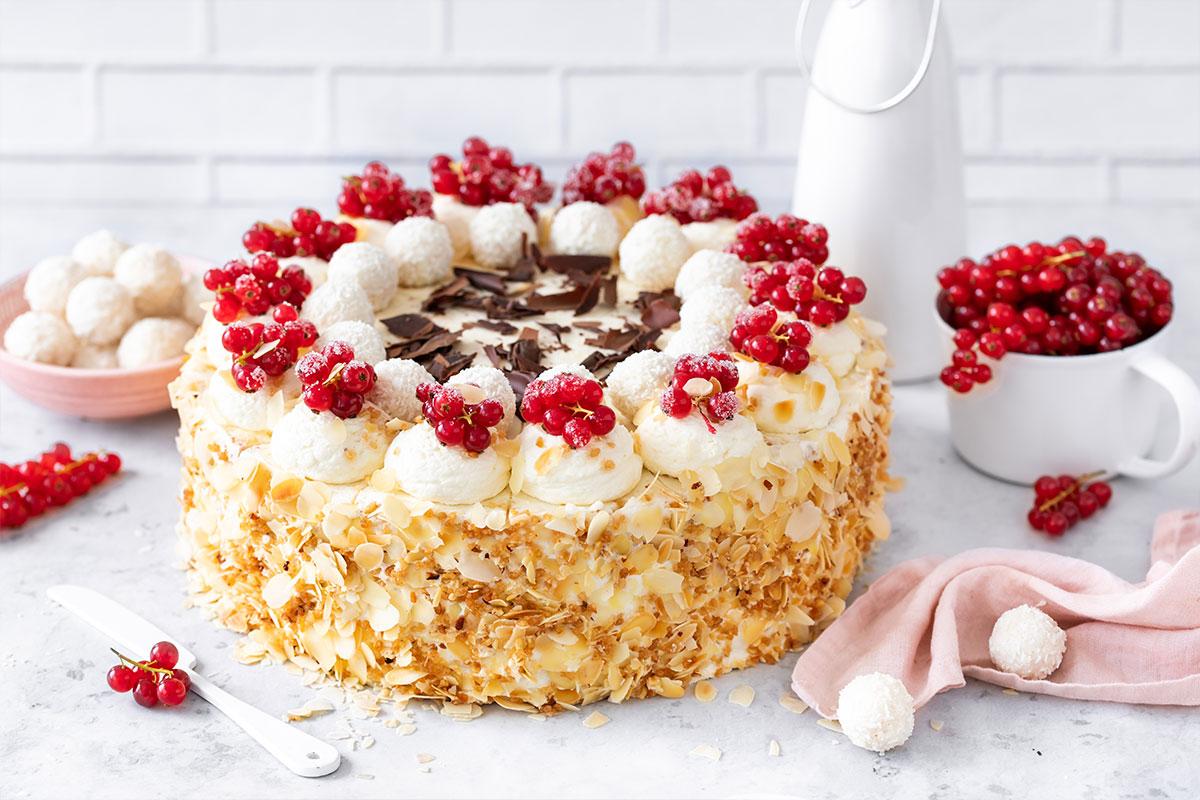 Raffaellosahne Torte